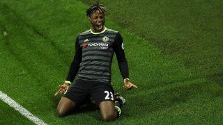 Michy Batshuayi's late winner delivers Premier League title for Chelsea