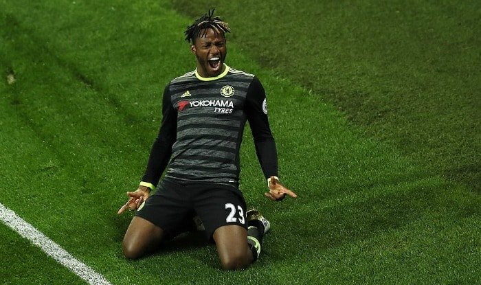 Michy Batshuayi's late victor delivers Premier League title for Chelsea