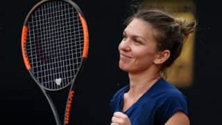 Simona Halep knocks out Kiki Bertens to reach Italian Open final