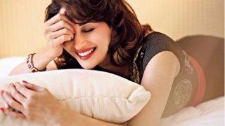पति के बाहों में इस कदर समा गईं Madhuri Dixit, बोलीं- पहले से करीब...रोमांटिक फोटो VIRAL