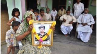 Time for decisive war, says mother of martyr Lance Naik Hemraj who was mutilated by Pakistan in 2013