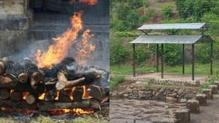 Prohibited by Upper Caste People to Use Village Crematorium, Dalit Family Cremates Body in Jungle