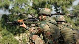 J&K: Encounter Breaks Out in Central Kashmir's Budgam Area; 2-3 Terrorists Believed to be Trapped