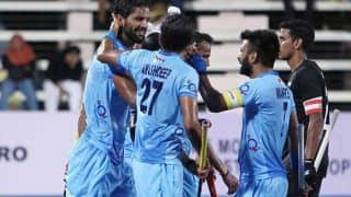 India Hockey Team Features Six New Players For European Tour, Manpreet Singh to Lead