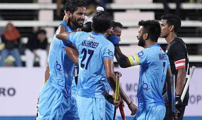 File image of Indian Hockey Team