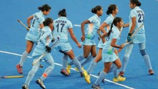 Indian women's hockey team loses opening match on New Zealand tour