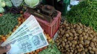 India's WPI Inflation at 3.93% in November