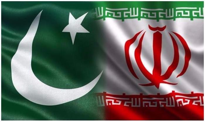 iran Pakistan flag