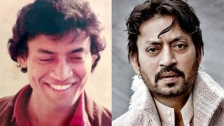 Irrfan Khan makes a filmy Instagram debut, shares childhood photos posing as Rajesh Khanna, Mithun and Dharmendra