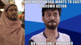 Irfan Khan is a meme to promote Hindi Medium! AIB video brings Bik Gayi Gormint, Aao Kabhi Haveli pe memes back in trend