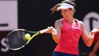 French Open 2017: British number one Johanna Konta suffers shock defeat at Roland Garros