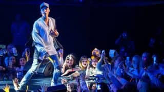 Justin Bieber Mumbai concert: First pictures of the popstar's much awaited gig out!