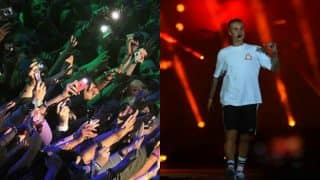 Justin Bieber India Concert organisers in trouble for including 7,272 extra fans at DY Patil Stadium in Mumbai
