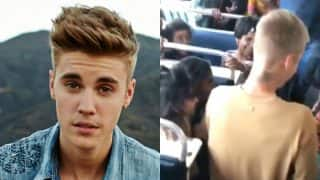 Justin Bieber in India: Singer meets underprivileged kids, gives out free tickets to his Mumbai concert!