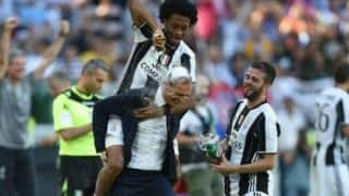 Juventus beat Crotone to clinch sixth successive Serie A title