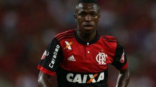 Real Madrid set to sign contract with Brazilian wonder kid Vinicius Jr.: reports
