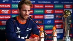 Teams can't afford any slip-ups in the tournament, says New Zealand captain Kane Williamson