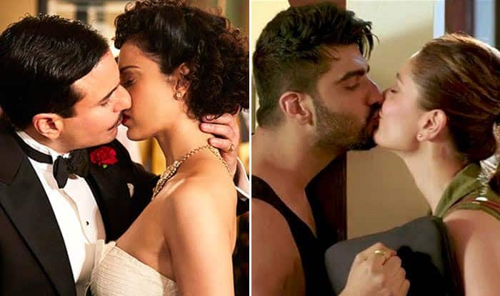 AUTUMN: Best kissing videos in bollywood