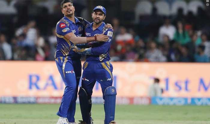 कर्ण शर्मा ने कोलकाता के खिलाफ दूसरे क्वॉलिफायर में 16 रन देकर 4 विकेट झटके (bcci)