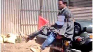 मेजर गोगोई का सेना ने किया सम्मान, लेकिन JK पुलिस जारी रखेगी जांच