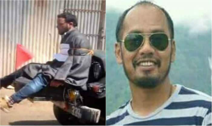 Major Gogoi awarded after using youth as shield, tied to army jeep