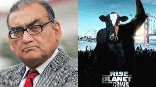 Markandey Katju wants Bollywood filmmakers to make a movie called Planet of the Cows