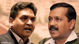 Kapil Mishra intensifies attack on Kejriwal, says he went to office just twice but gone to watch 'Sarkar 3'