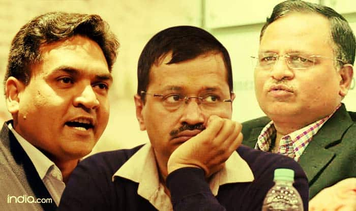 'Planned By AAP', Says Kapil Mishra On Being Attacked During Protest