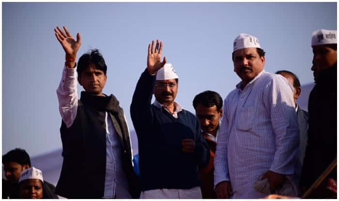 AAP nominates three for Rajya Sabha seats; Kumar Vishwas slams Arvind Kejriwal