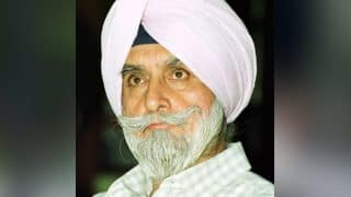 KPS Gill dies at 82: Twitter mourns his death