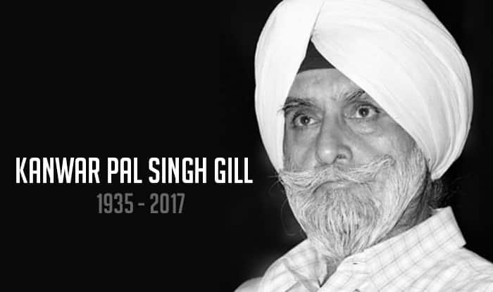 'Supergill' KPS Gill passes away at 82