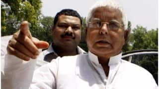 RJD, BJP workers clash in Patna after Income Tax raids on Lalu Prasad's kin