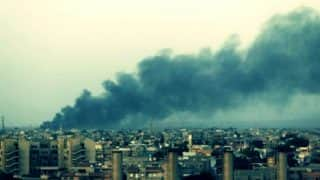 South Libya: Airbase attack leaves 141 persons dead