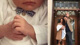 Lisa Haydon shares the first picture of her son Zack Lalvani and it's DAMN AWWDORABLE!