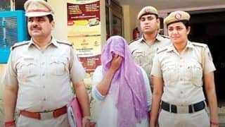 Shocking: Woman murders her husband by taking instructions from lover on phone in Delhi!