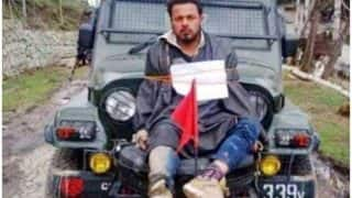 'Human shield' Farooq Dar questions the legality of method used by Major Gogoi, still suffers from trauma