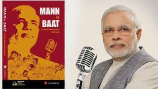 Narendra Modi's 'Mann Ki Baat' now a book, to be launched on May 26