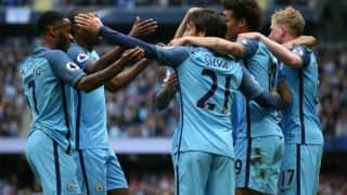 EPL: Manchester City Roll Over Arsenal 3-0