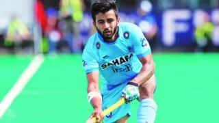 Manpreet Singh to lead India in Hockey World League Semifinal