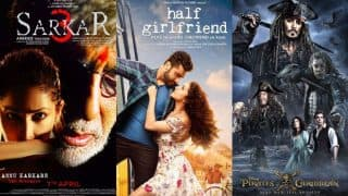 Box Office Calendar 2017 of May movie releases: Sarkar 3, Half Girlfriend, Pirates of the Caribbean 5 & more set up Summer Bollywood vs Hollywood clash