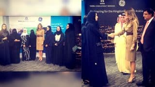 Melania Trump and Ivanka Trump receive hate from Twitterati for praising women empowerment in Saudi Arabia