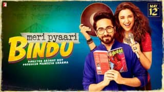 Meri Pyaari Bindu: Here's how much money Parineeti Chopra-Ayushmann Khurrana starrer is expected to earn at the box office