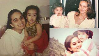 Happy Mother's Day 2017: Alia Bhatt, Deepika Padukone, Shraddha Kapoor's childhood pictures with their mom will make you go aww!