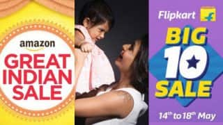 Mother's Day 2017 Gift Ideas: Amazon Great Indian Sale, Flipkart Big 10 and other best offers to surprise your mom with online gifts