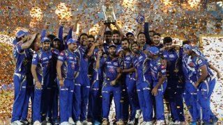 IPL 2017: पुणे पर 1 रन की रोमांचक जीत के साथ मुंबई ने बनाए ये कमाल के रिकॉर्ड