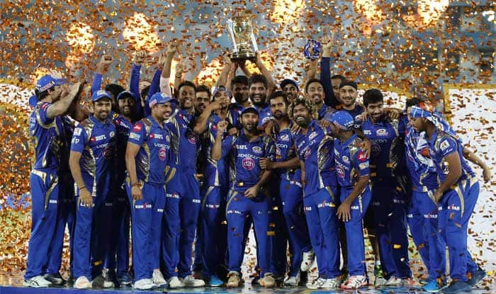 File picture of Mumbai Indians.