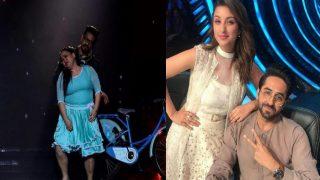 Nach Baliye 8: Bharti Singh's performance leaves judges and celebrity guests Parineeti Chopra and Ayushmann Khurrana spellbound!