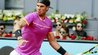 Rafael Nadal Pulls Out of Paris Masters Due to Injury