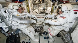 NASA calls for emergency spacewalk today at 5:30 PM after space station equipment fails