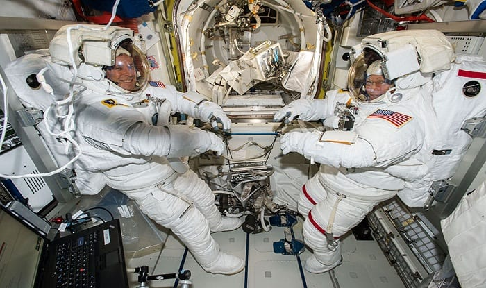 Astronauts Set For Emergency Spacewalk This Morning To Repair Failed Computer